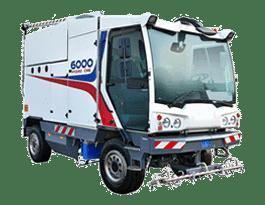 Baldeadora D 6000 Hydro CNG