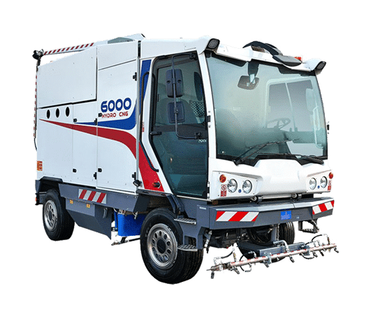 Baldeadora Dulevo 6000 Hydro CNG