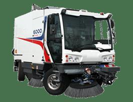 Barredora D 6000 Combi