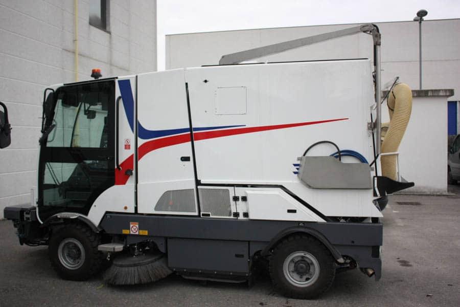 Barredora Dulevo 3000 Combi