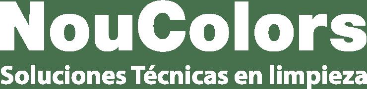 logo Noucolors blanco