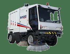 Barredora D 5000 Veloce