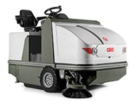 Barredora CS 80 B/D CS 90 B/D