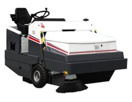 Barredora D 120 EH/BK/DK