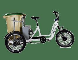 Triciclo eléctrico BKL Cube