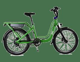Bicicleta eléctrica de carga BKL Eco Cargo