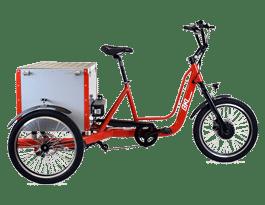 Triciclo eléctrico de carga BKL Worker
