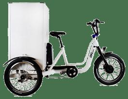 Triciclo eléctrico de carga BKL Box 300 – 850