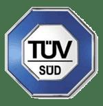 Certificado aspiración TUV