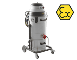 Aspirador industrial 202 BL 1/3D