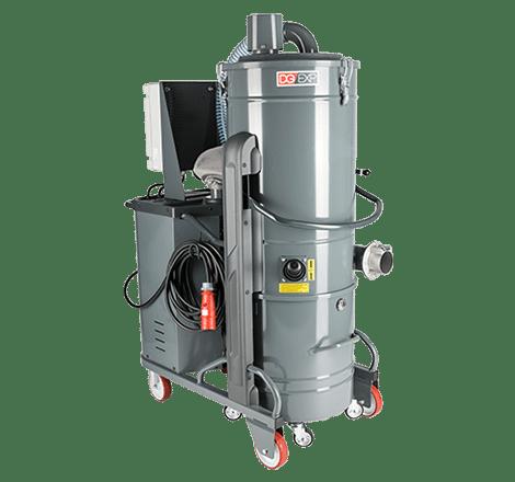 Aspirador industrial Noucolors de polvo, sólidos y líquidos DG75