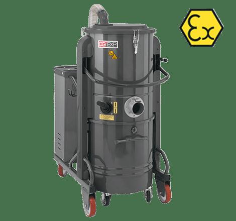 Aspirador industrial Noucolors ATEX DG EXP