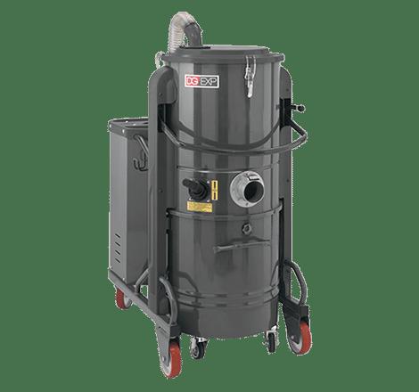 Aspirador industrial Noucolors de polvo, sólidos y líquidos DG EXP