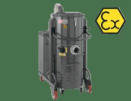 Aspirador industrial DG EXP 1/3D-2D