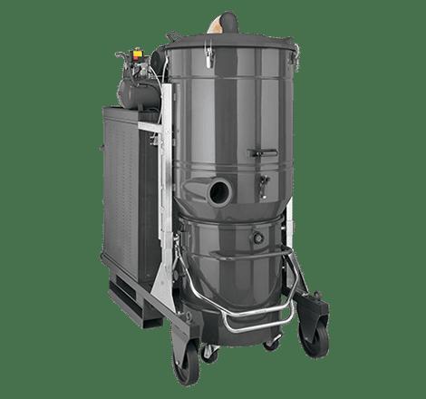Aspirador industrial Noucolors de polvo, sólidos y líquidos DGHD