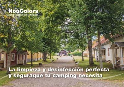 limpieza campings