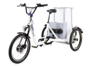 NouColors Triciclo eléctrico Prolimp