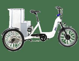Triciclo eléctrico BKL Prolimp